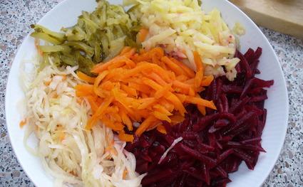 Все ли салаты полезны для здоровья
