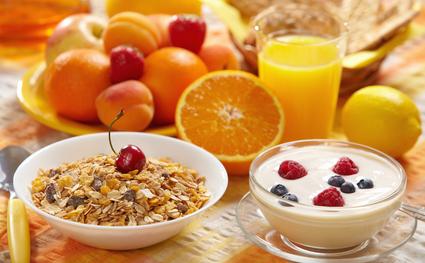 Польза различных продуктов на завтрак