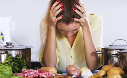 Продукты при головной боли