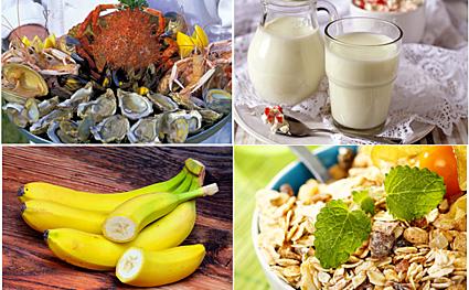 Какие продукты нужно есть мужчине для укрепления здоровья