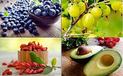 Ягоды и их польза для здоровья
