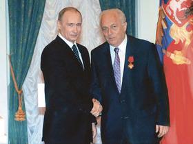 Александр Семёнович Бронштейн